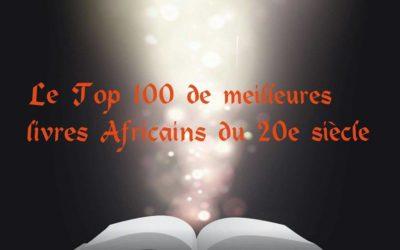 Les cents (100) meilleurs livres Africains du 20e siècle